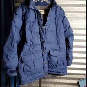 REI Hooded Puffer Winter Jacket Ladies Goose Down